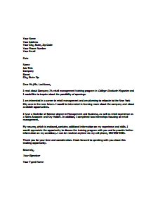 How to Write a Letter of Interest - Letter Writing Guide